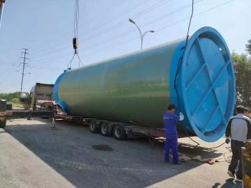 丽水一体化污水泵站
