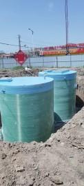 小型一体化预制泵站