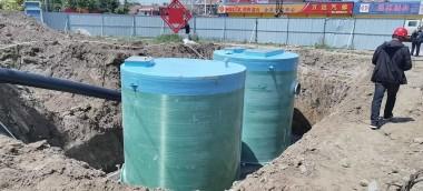 一体化小型泵站